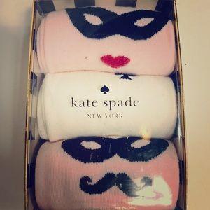 Final Price Kate Spade New York socks!